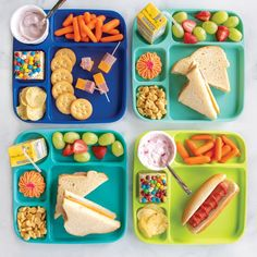 Easy Lunches For Kids, Kids Packed Lunch, Healthy School Lunches, Healthy Toddler Meals, Kids Meals, Toddler Lunch Box, Toddler Lunches, Childrens Meals, Boite A Lunch