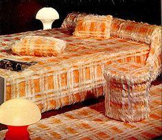 Ⓢⓦⓔⓔⓣ Ⓓⓡⓔⓐⓜⓢ vintage art kitsch camp atomic… acid flashback furry marmalade!  (James Vaughan)