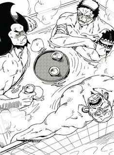 One Piece Comic, One Piece Fanart, One Piece Anime, One Piece Pictures, One Piece Images, Anime Dad, Otaku Anime, One Piece Big Mom, Big Mom Pirates