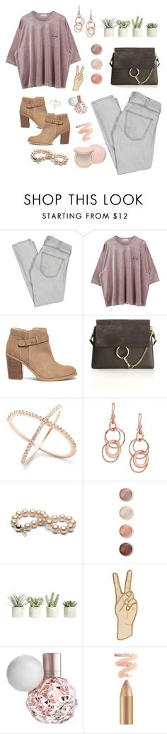 """041"" by euni-ce ❤ liked on Polyvore featuring Current/Elliott, Sole Society, Chloé, Ippolita, Terre Mère, Allstate Floral, Lucky Brand and Too Faced Cosmetics"