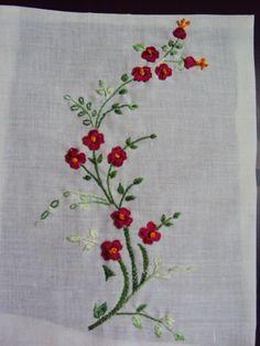 Button hole  stitch