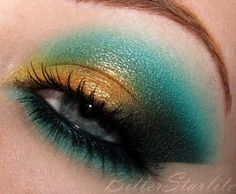Golden Teal