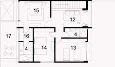 Planos de casas minimalistas interior y exterior
