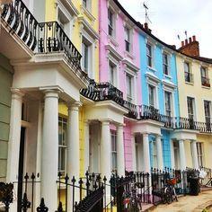 Estas son las 9 calles míticas de Londres por las que te gustará pasear en tu próxima visita