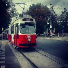 tramvaj #Vienna