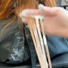 Balayage Highlights, Blonde Balayage, Balayage Before And After, Box Dye, Balayage Technique, Hair Painting, Color Correction, Hair Art, Huda Beauty