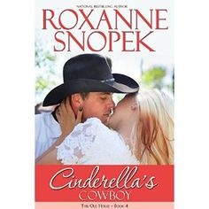 #Book Review of #CinderellasCowboy from #ReadersFavorite - https://readersfavorite.com/book-review/cinderellas-cowboy  Reviewed by Danielle Urban for Readers' Favorite  Cinderella's Cowboy is an original yet realistic twist on the all time favorite story. A small-town contemporary romance that will leave all inspired. Cowboys are hot in the romance genre, and Roxanne Snopek definitely knows how to bring her readers a real, romantic tale. One that will tug at their hearts...