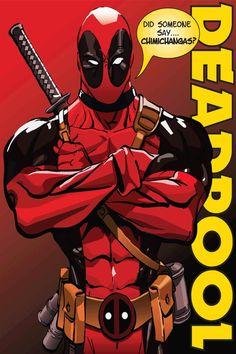#Deadpool #Fan #Art. (Deadpool Poster) By: MercadoLibre. ÅWESOMENESS!!!™ ÅÅÅ+