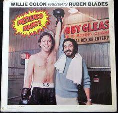 Jacoviche Melomania: Willie Colon Presents Ruben Blades - Metiendo Mano!