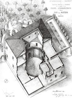 andrea mantegna / casa del mantegna (1476)