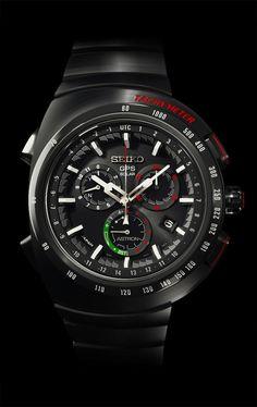 Seiko Astron 2017 Limited Edition Designed by GIUGIARO DESIGN. A new Astron GPS Solar watch that combines Seiko's GPS Solar technology and the genius of Giugiaro Design.