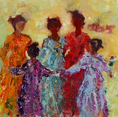 Inspiring Our Daughters, by artist Cheryl Waale