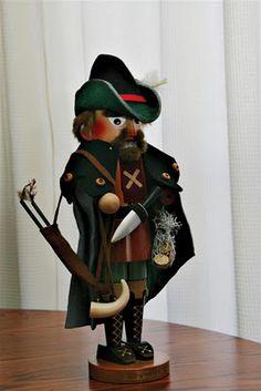 My very valuable Steinbach Robin Hood nutcracker