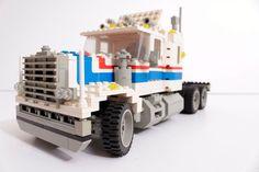 Lego Model Team Highway Rig 5580 #LEGO