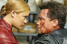 Terminator 3 - (2003) photos, including production stills, premiere photos and other event photos, publicity photos, behind-the-scenes, and more.