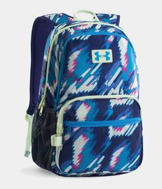 Girls  UA Great Escape Backpack. Under Armour ... 84aa086bb10ea