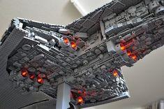 Epic LEGO STAR WARS Executor Super StarDestroyer