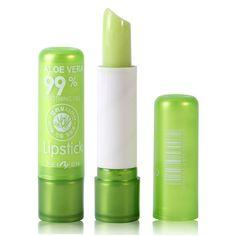 1 Pcs Women Mouth Care Magic Color Changing Lipstick Makeup Aloe Moisturizer Nutritious WD09