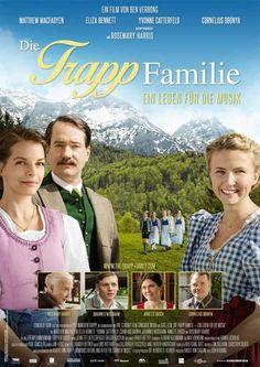 Filmvorstellung: DIE TRAPP FAMILIE – EIN LEBEN FÜR DIE MUSIK plus Gewinnspiel