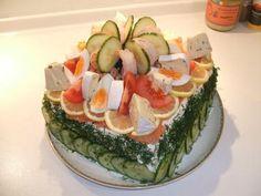 Rezept: Smörgåstårta (Butterbrottorte) Bild Nr. 2