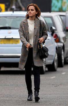 Emma Watson: Emma spotted in London June 3