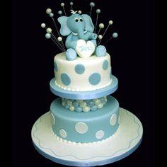 Beautiful Cakes Archives - Page 4 of 8 - My Honeys Place Pretty Cakes, Beautiful Cakes, Amazing Cakes, Baby Cake Design, Christening Cake Boy, 1st Birthday Cakes, Birthday Ideas, Cricut Cake, Elephant Cakes