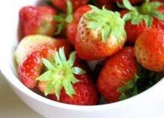 Pierde peso y desintoxícate con la INFALIBLE dieta de las fresas