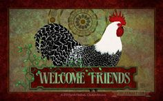 Mandala-Welcome-Friends
