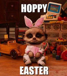 'Hoppy Easter' from Oleg