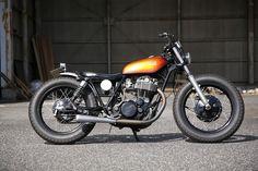 """SR 400 002"" Yamaha SR 400 by Heiwa Motorcycles | Japan"