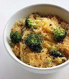 Friday: Spaghetti Squash Mac and Cheese