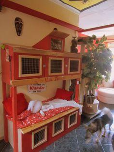 Nursery/ziekenboeg Villa Zonlicht