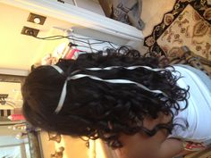 Wedding hair by Treena
