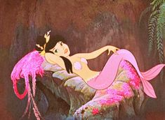 If I was a mermaid