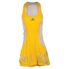 Make a statement in the#adidasWomen's Stella McCartney#RolandGarrosBarricadeTennis Dress! Floral embroidery and print combination at the bottom part of the garment add an original touch of detail. Gear up for the French Open and buy it today >> http://www.tennisexpress.com/adidas-womens-stella-mccartney-barricade-roland-garros-tennis-dress-light-pk-and-amber-41794 #TennisExpress