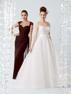 Reflections by Jordan, Bridal Gown Style: M304
