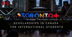 We have made a list of top scholarships in Canada which include Canadian Government Scholarships, Canadian Universities Scholarships, and scholarships from some other organizations.   Read and Share  #StudyinCanada #Scholarships #ScholarshipsCorner Canadian Universities, Student Studying, Toronto, University, Canada, How To Plan, Organizations, Reading, Masters