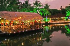 Kerala is known as God's own state due to the beauty of their mountains, hills, gardens, forests, valleys and an amazing beaches, rivers and special water adventures.