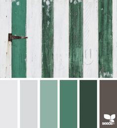 A Door Green | Design Seeds