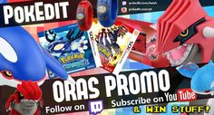 PokEdit ORAS Promo!
