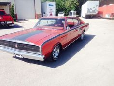 1966 Dodge Charger for Sale in WYNNEWOOD, OK | Collector Car Nation Classifieds