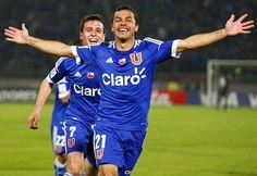 el Chelo Díaz, marcando diferencias. Grande, Soccer, Football Team, Bicycle Kick, University, Singers, Blue
