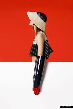'Another Composition' Graduate Fashion Collection // Julia Seemann | Afflante.com