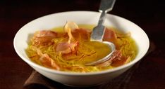 Broth with vermicelli and ham - Recipes Ham Recipes, Quick Recipes, Healthy Recipes, Healthy Food, Blackhead Extractor Tool, Blackhead Remover, Thai Red Curry, Food To Make, Cabbage
