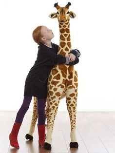 Carter's Jungle Jill Plush Giraffe, $17 at toysrus.com
