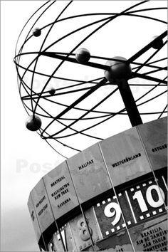 World Clock Berlin SW