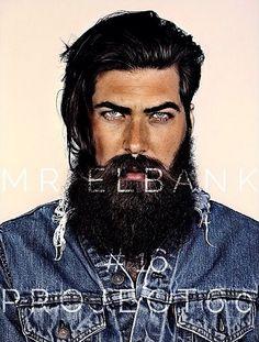 Join the Beard Joel Alexander, Gorgeous Men, Beautiful People, Man Bun Hairstyles, Hot Beards, Imaginary Boyfriend, Beard Styles, Facial Hair, Bearded Men