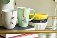 Personalize your cup of tea with this DIY