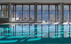 Kulm Hotel in St. Moritz