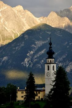 Scuol-Ftan, Ref.Kirche (Suot Tasna/Inn) GR CH